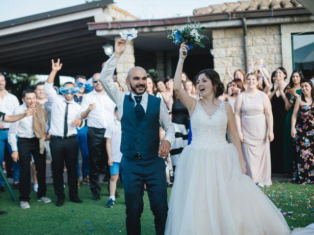 Il matrimonio di Marco e Rossella a Esterzili, Nuoro 7