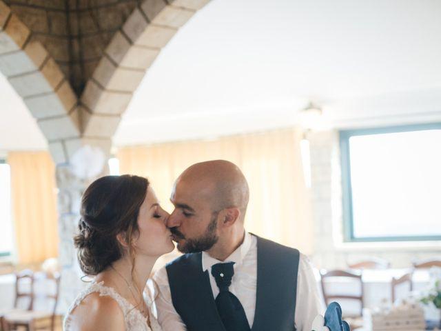 Il matrimonio di Marco e Rossella a Esterzili, Nuoro 14
