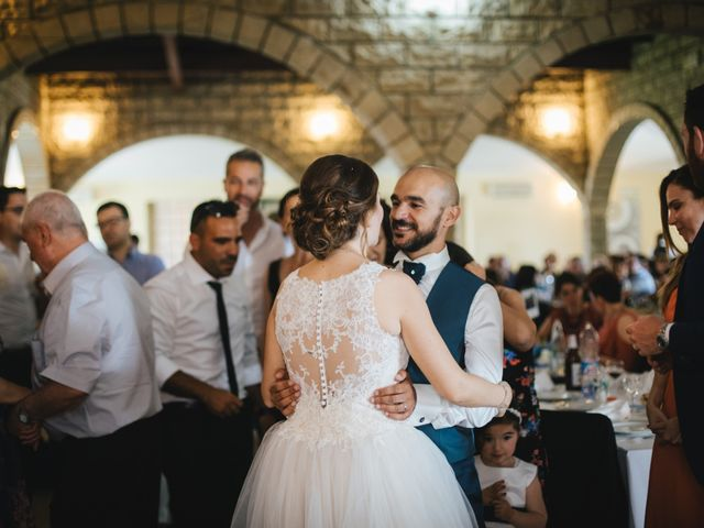 Il matrimonio di Marco e Rossella a Esterzili, Nuoro 8