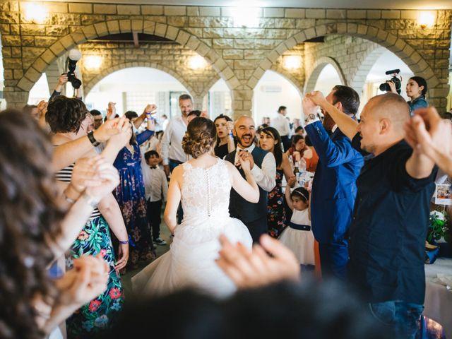 Il matrimonio di Marco e Rossella a Esterzili, Nuoro 17
