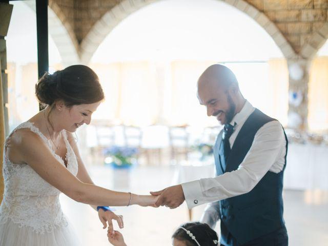 Il matrimonio di Marco e Rossella a Esterzili, Nuoro 10
