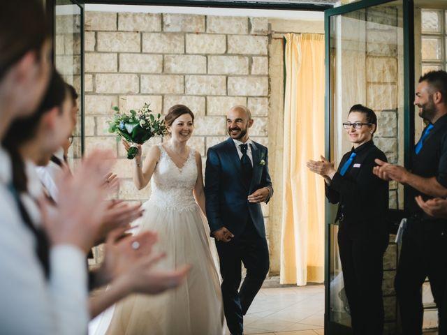 Il matrimonio di Marco e Rossella a Esterzili, Nuoro 22
