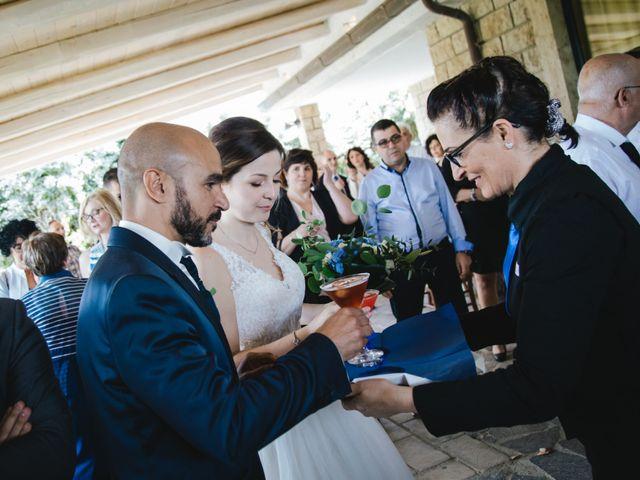 Il matrimonio di Marco e Rossella a Esterzili, Nuoro 23