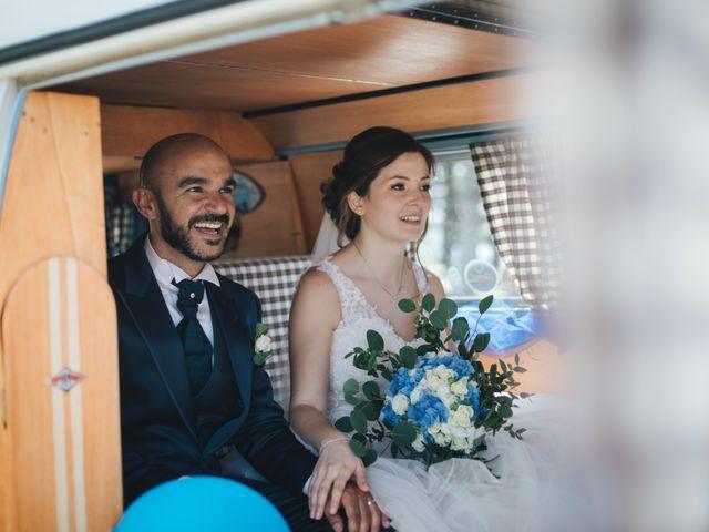 Il matrimonio di Marco e Rossella a Esterzili, Nuoro 25
