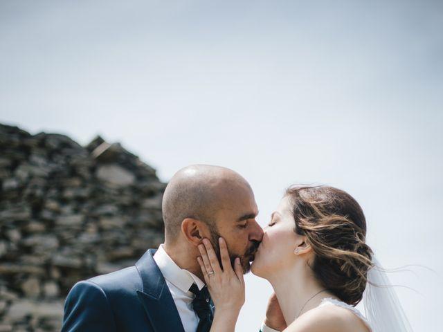 Il matrimonio di Marco e Rossella a Esterzili, Nuoro 1