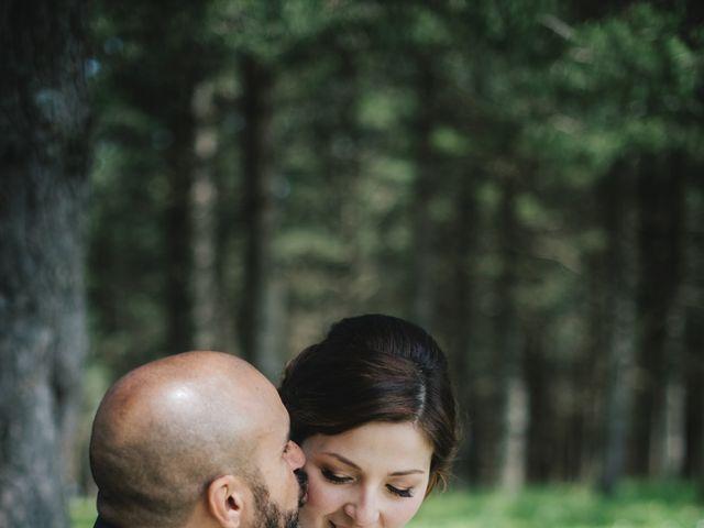 Il matrimonio di Marco e Rossella a Esterzili, Nuoro 37