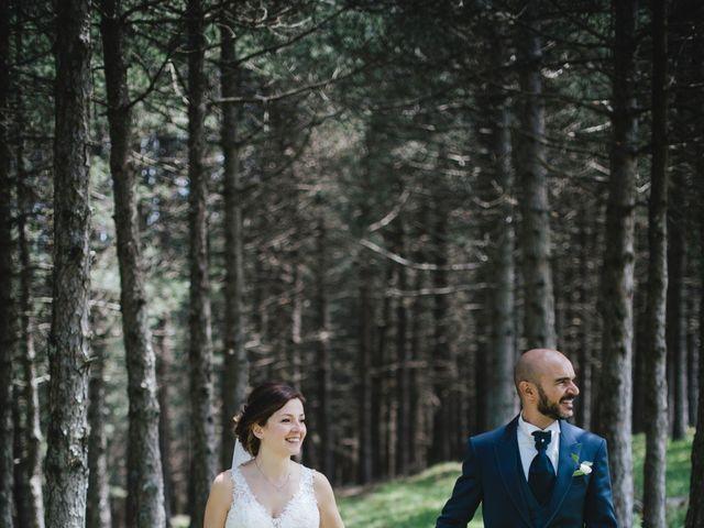 Il matrimonio di Marco e Rossella a Esterzili, Nuoro 35