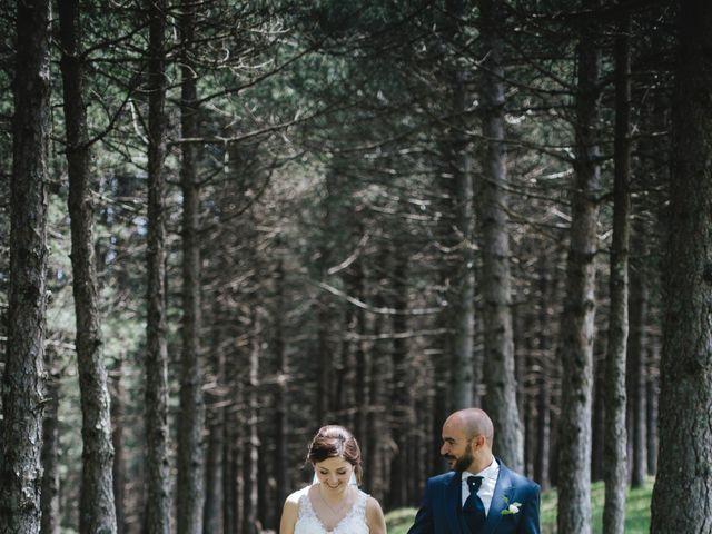 Il matrimonio di Marco e Rossella a Esterzili, Nuoro 34