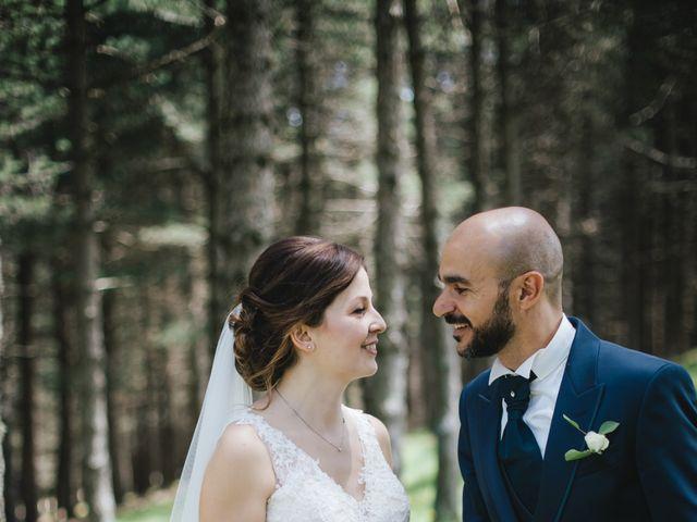 Il matrimonio di Marco e Rossella a Esterzili, Nuoro 32