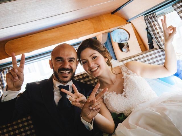 Il matrimonio di Marco e Rossella a Esterzili, Nuoro 24