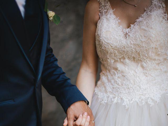Il matrimonio di Marco e Rossella a Esterzili, Nuoro 38