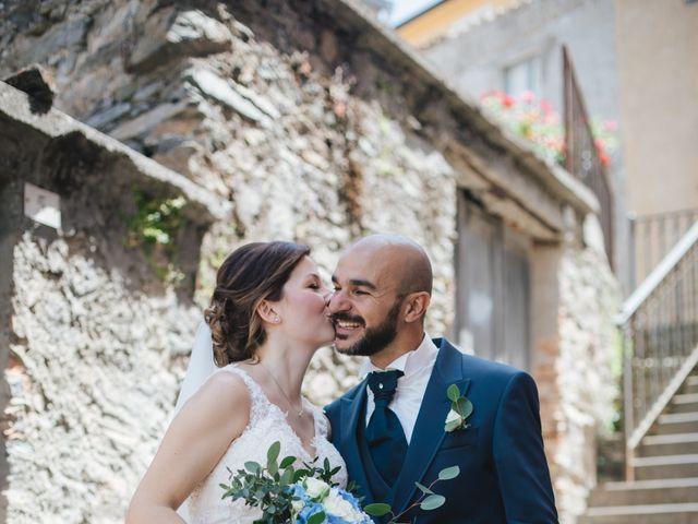 Il matrimonio di Marco e Rossella a Esterzili, Nuoro 40