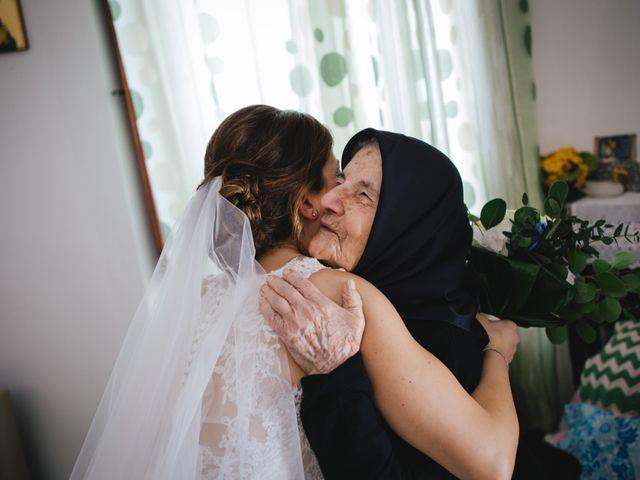 Il matrimonio di Marco e Rossella a Esterzili, Nuoro 42