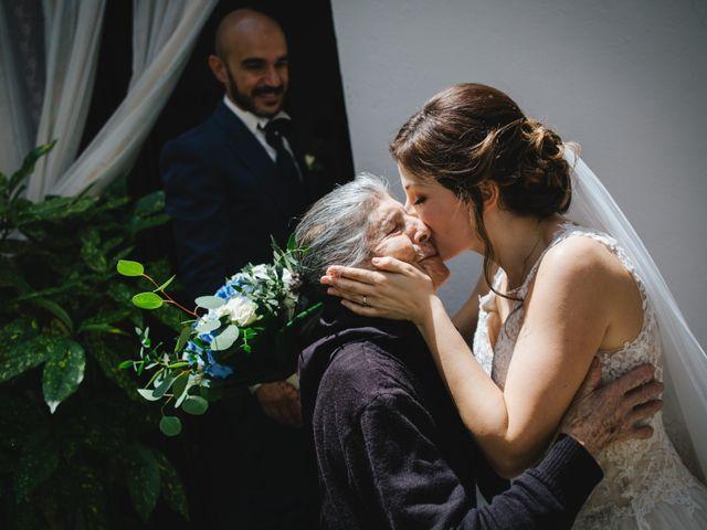 Il matrimonio di Marco e Rossella a Esterzili, Nuoro 43