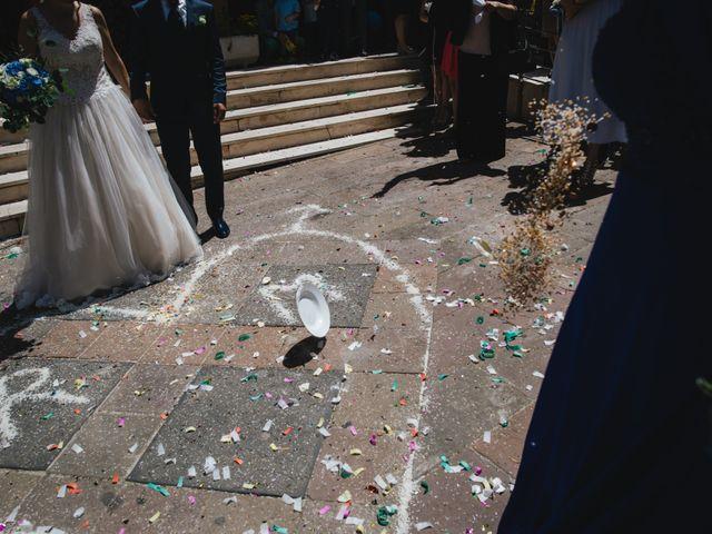 Il matrimonio di Marco e Rossella a Esterzili, Nuoro 46
