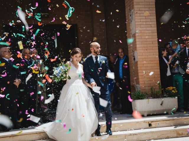 Il matrimonio di Marco e Rossella a Esterzili, Nuoro 2