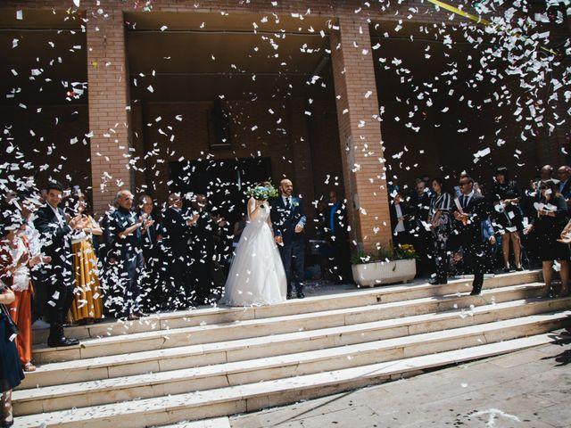 Il matrimonio di Marco e Rossella a Esterzili, Nuoro 45