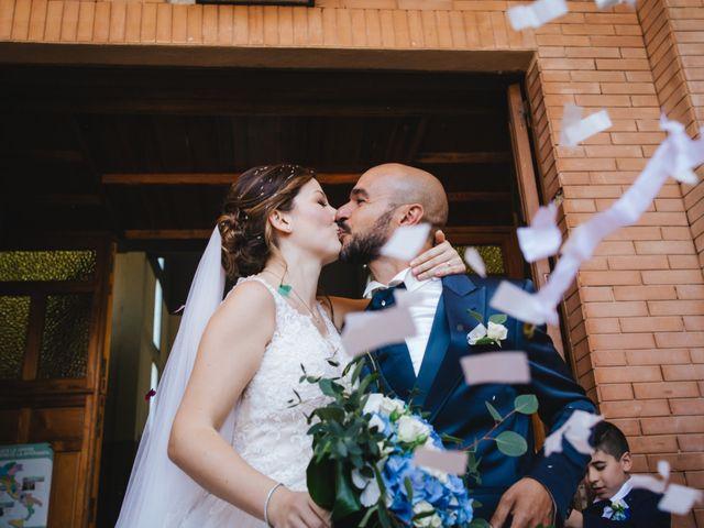 Il matrimonio di Marco e Rossella a Esterzili, Nuoro 44