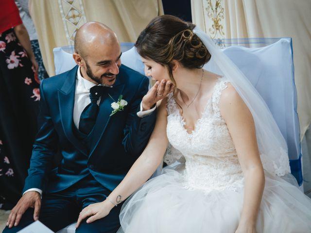 Il matrimonio di Marco e Rossella a Esterzili, Nuoro 59