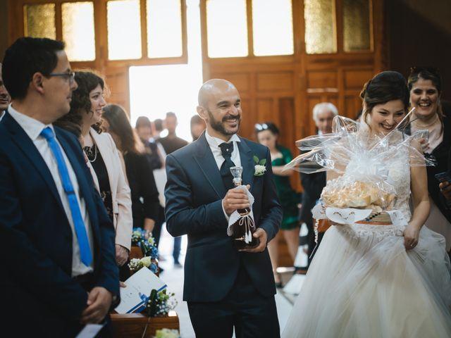 Il matrimonio di Marco e Rossella a Esterzili, Nuoro 58