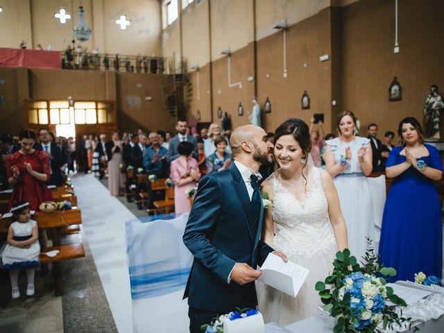 Il matrimonio di Marco e Rossella a Esterzili, Nuoro 57