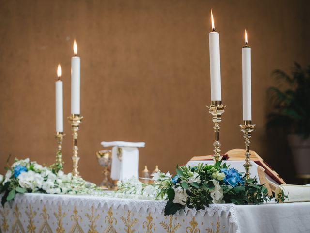 Il matrimonio di Marco e Rossella a Esterzili, Nuoro 55