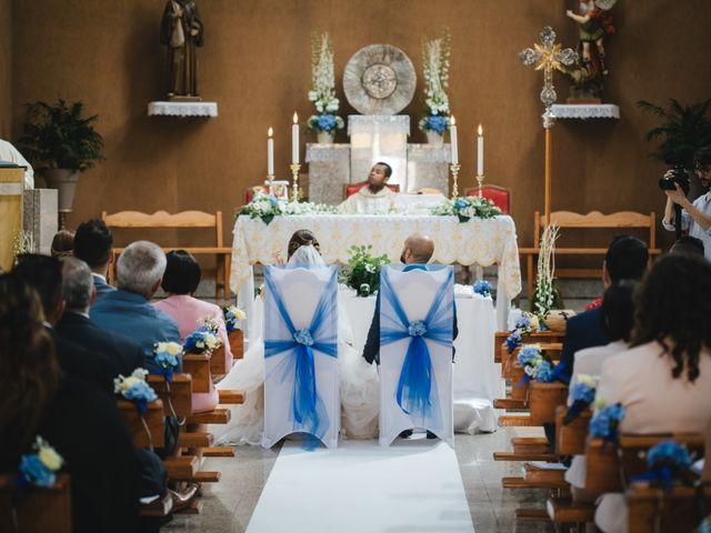Il matrimonio di Marco e Rossella a Esterzili, Nuoro 53