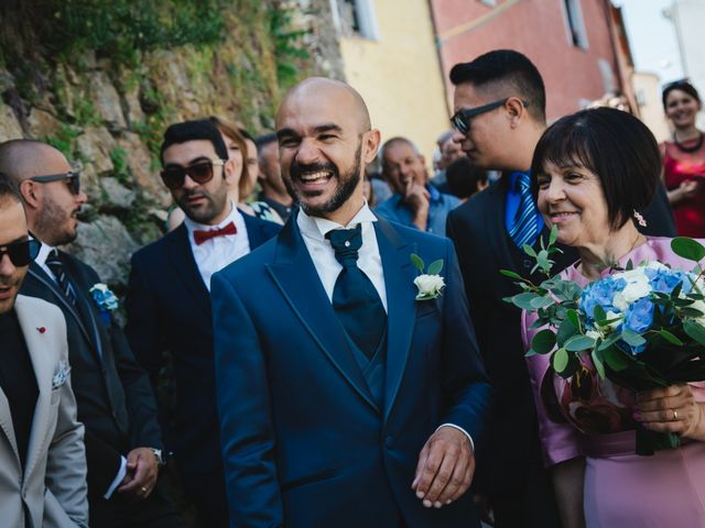 Il matrimonio di Marco e Rossella a Esterzili, Nuoro 64