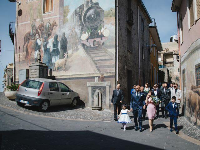 Il matrimonio di Marco e Rossella a Esterzili, Nuoro 62