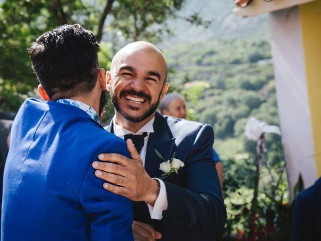 Il matrimonio di Marco e Rossella a Esterzili, Nuoro 65