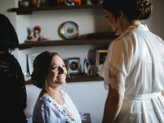 Il matrimonio di Marco e Rossella a Esterzili, Nuoro 79