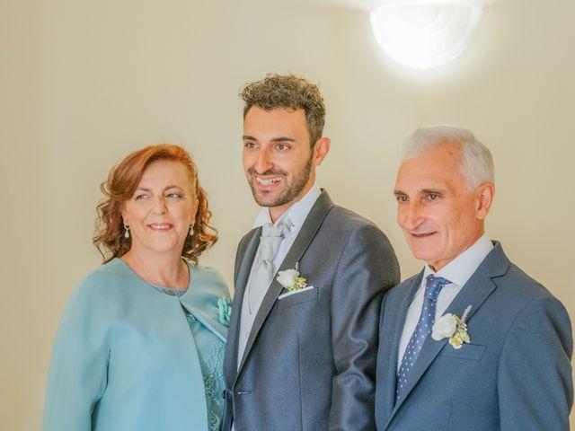 Il matrimonio di CARMELO e CHIARA a San Ferdinando di Puglia, Bari 14