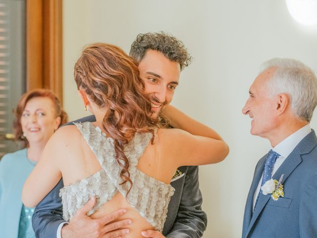 Il matrimonio di CARMELO e CHIARA a San Ferdinando di Puglia, Bari 15
