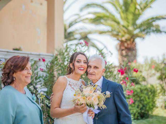 Il matrimonio di CARMELO e CHIARA a San Ferdinando di Puglia, Bari 33