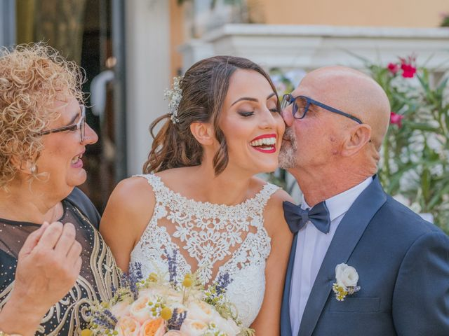 Il matrimonio di CARMELO e CHIARA a San Ferdinando di Puglia, Bari 35