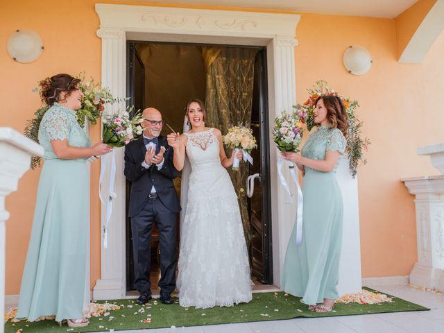 Il matrimonio di CARMELO e CHIARA a San Ferdinando di Puglia, Bari 40
