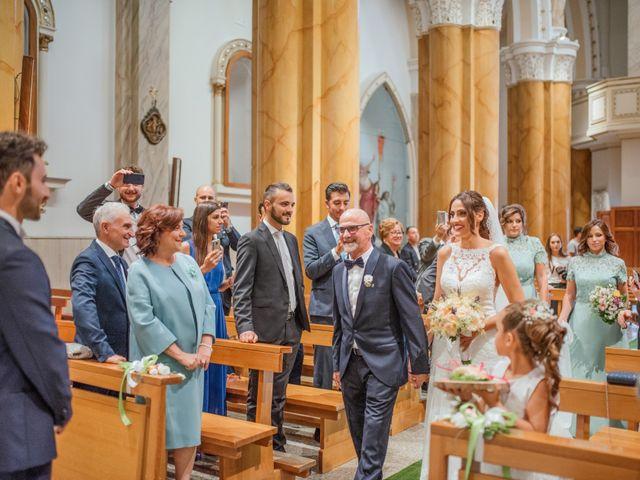 Il matrimonio di CARMELO e CHIARA a San Ferdinando di Puglia, Bari 44