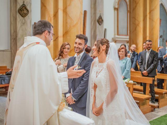 Il matrimonio di CARMELO e CHIARA a San Ferdinando di Puglia, Bari 47