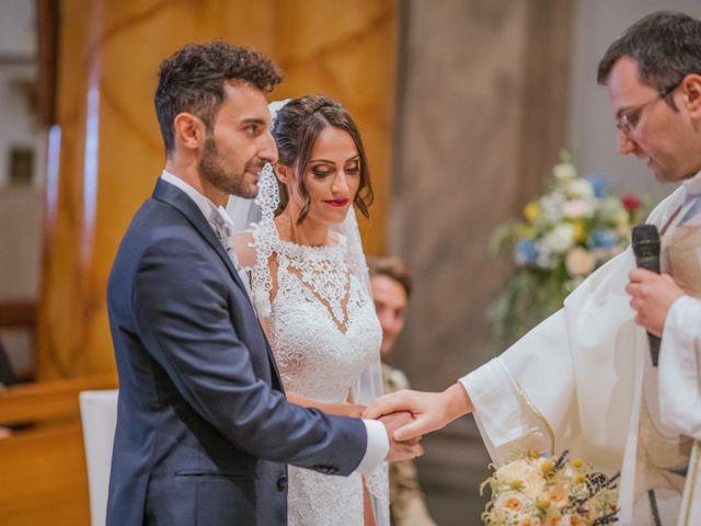 Il matrimonio di CARMELO e CHIARA a San Ferdinando di Puglia, Bari 51