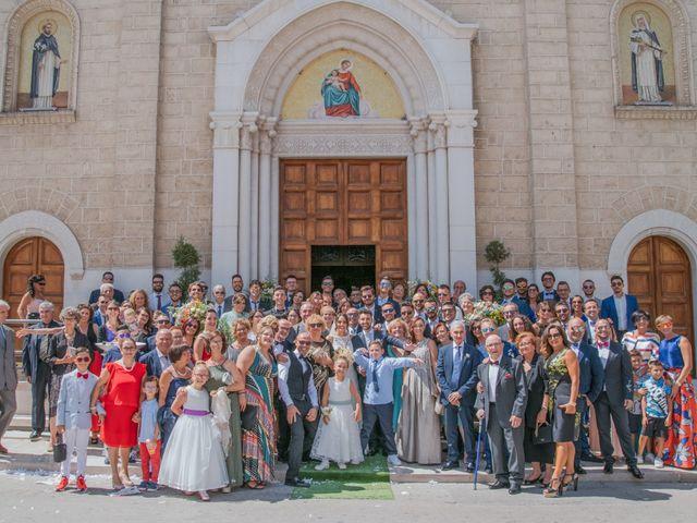 Il matrimonio di CARMELO e CHIARA a San Ferdinando di Puglia, Bari 59