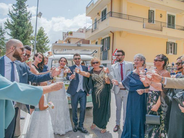 Il matrimonio di CARMELO e CHIARA a San Ferdinando di Puglia, Bari 60