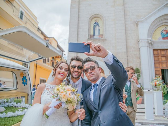 Il matrimonio di CARMELO e CHIARA a San Ferdinando di Puglia, Bari 61