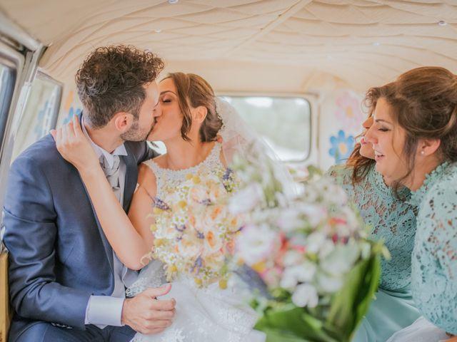 Il matrimonio di CARMELO e CHIARA a San Ferdinando di Puglia, Bari 63