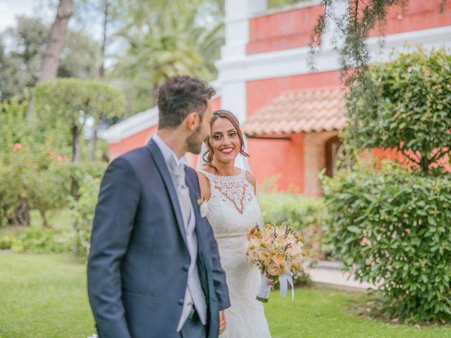 Il matrimonio di CARMELO e CHIARA a San Ferdinando di Puglia, Bari 69