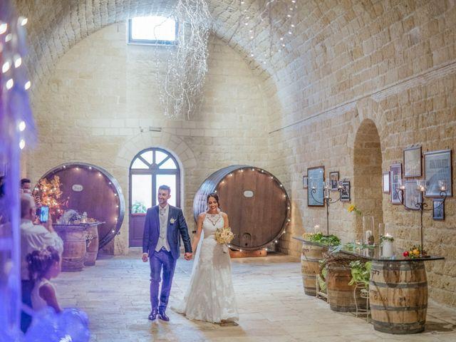 Il matrimonio di CARMELO e CHIARA a San Ferdinando di Puglia, Bari 74