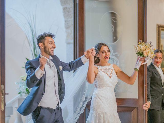 Il matrimonio di CARMELO e CHIARA a San Ferdinando di Puglia, Bari 77