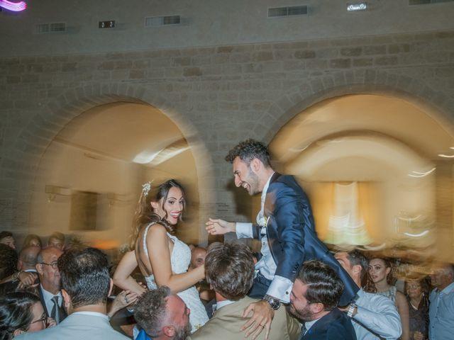 Il matrimonio di CARMELO e CHIARA a San Ferdinando di Puglia, Bari 88