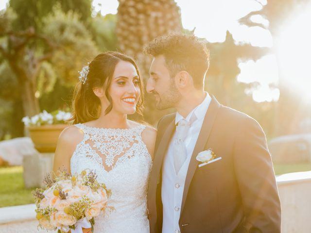 Il matrimonio di CARMELO e CHIARA a San Ferdinando di Puglia, Bari 91