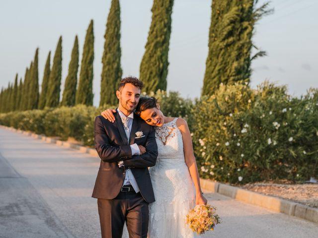 Il matrimonio di CARMELO e CHIARA a San Ferdinando di Puglia, Bari 92