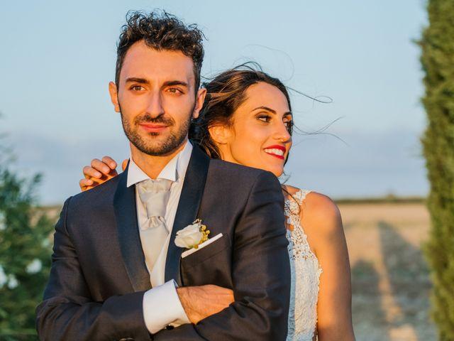 Il matrimonio di CARMELO e CHIARA a San Ferdinando di Puglia, Bari 93